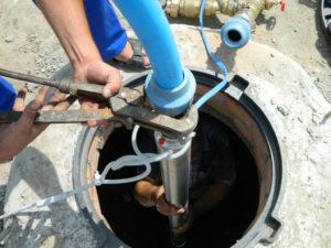 ремонт скважины цена в спб
